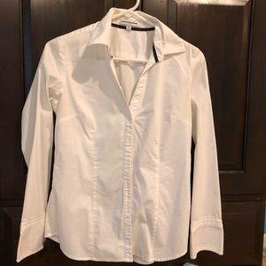 Crisp button down shirt from Express